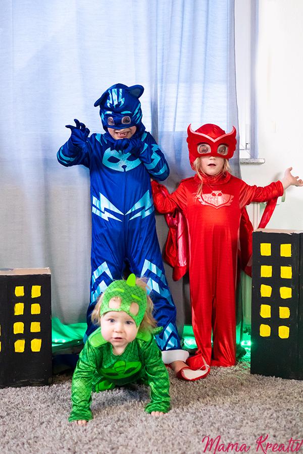 PJ Masks Party Ideen: Basteln, DIY und Rezepte für Geburtstag oder Karneval - Kostüme
