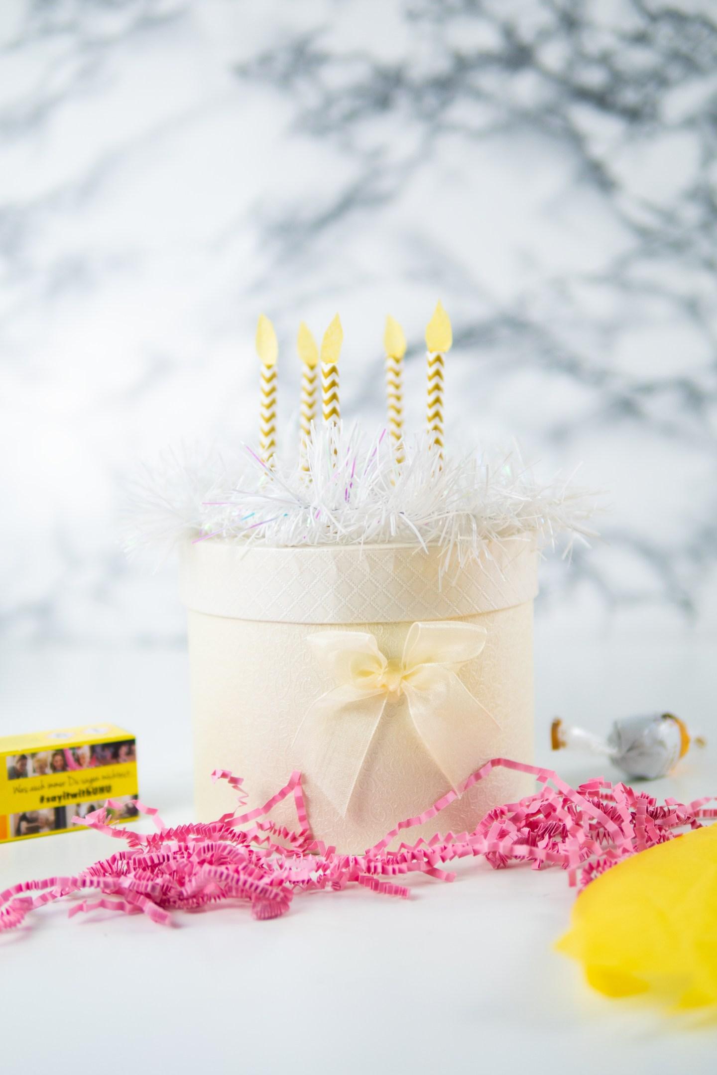 diy Geschenk Foto Geschenk für den besten Freund - Foto machen Geburtstag Geschenk selbst #sayitwithuhu