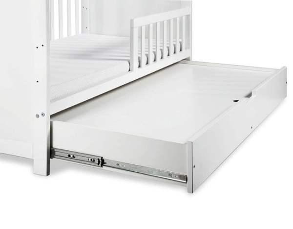 KLUPŠ MARSELL 140x70 lovytė su stalčiumi