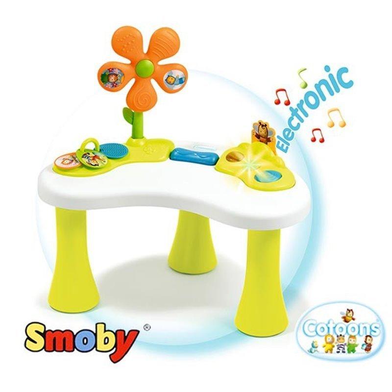 Smoby Cotoons Cosy seat interaktyvi kėdutė
