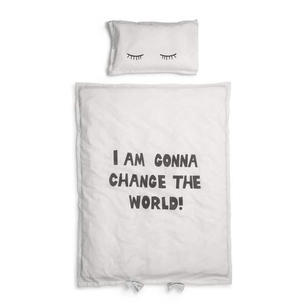 Elodie Details patalynės komplektas Change the World