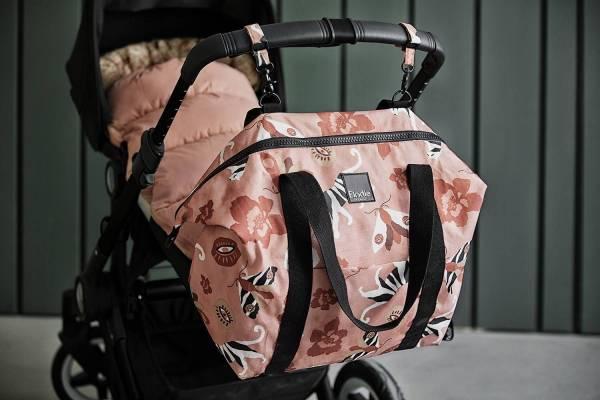 Elodie Details Soft Shell Grande Midnight Eye mamos krepšys