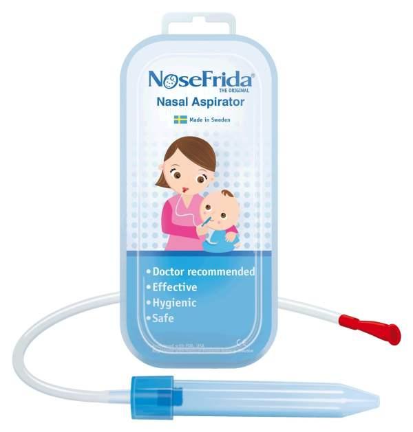 NOSEFRIDA kūdikio nosies gleivių aspiratorius