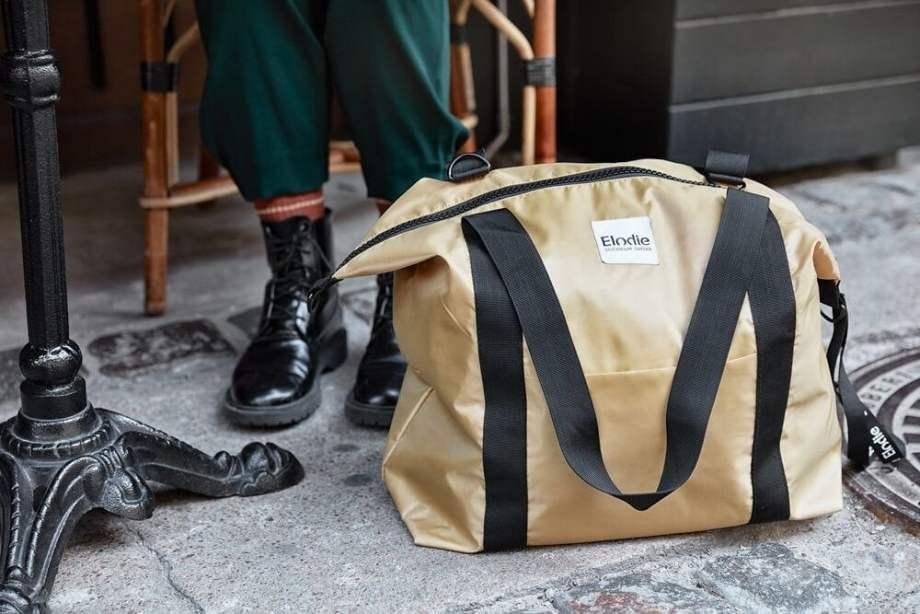Elodie Details Soft Shell Gold mamos krepšys