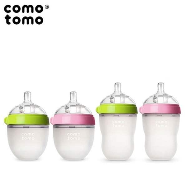 COMO TOMO EVOLVED buteliukas, Pink, 150 ml