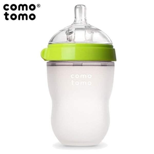 COMO TOMO EVOLVED buteliukas, Green, 250 ml