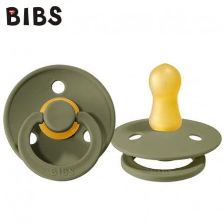 BIBS čiulptukas Olive 0-6 mėn (S)