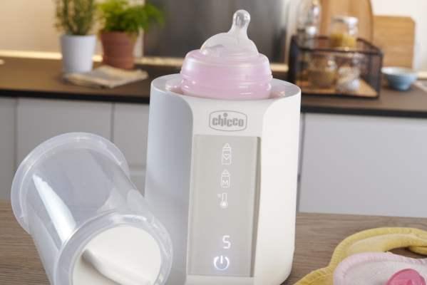 CHICCO buteliukų šildytuvas ir sterilizatorius