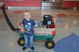 Time for a wagon ride!