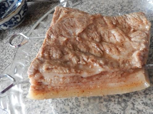Roasted pork belly 10