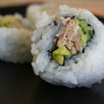 Blue Crab California Roll
