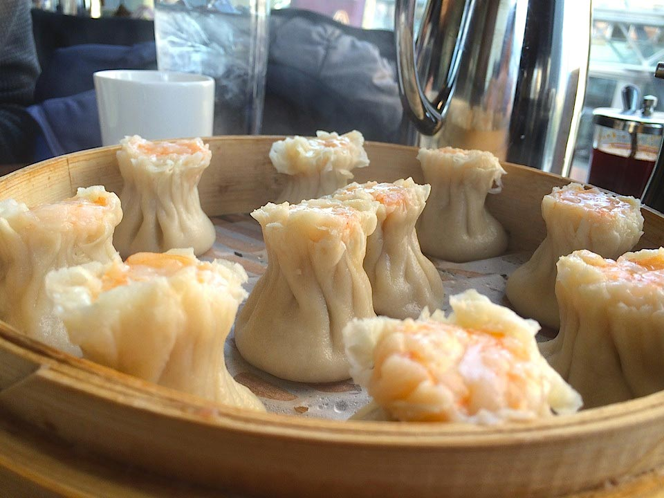Shrimp and Pork Shao Mai