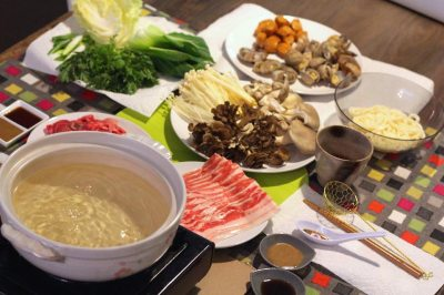 Easy Japanese Hot Pot
