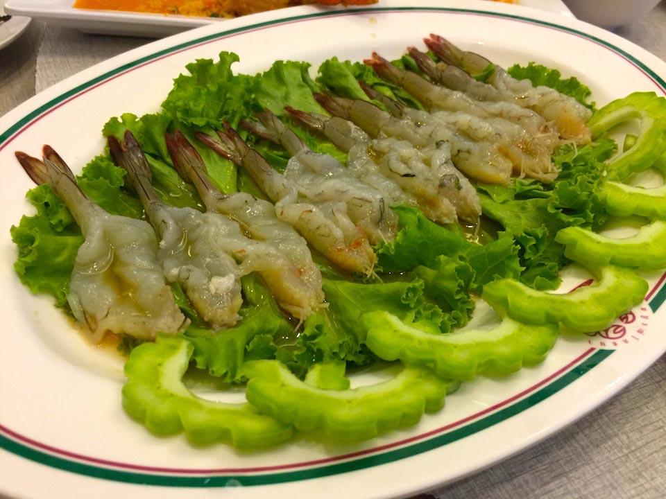 Raw Sweet Shrimp - Somboon