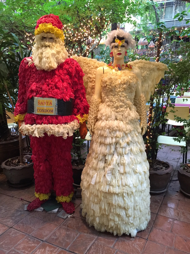 Condom Outfits