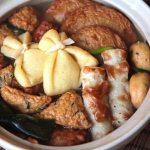 Oden Hot Pot Recipe