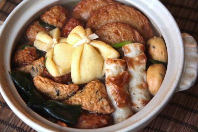 Oden Hot Pot Recipe