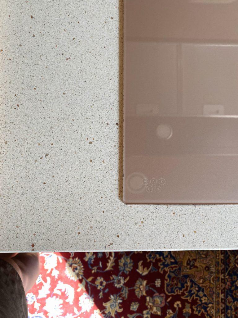 roze kookplaat MAKUS