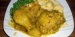 Pollo al la Pepitoria – Pepitoria Chicken