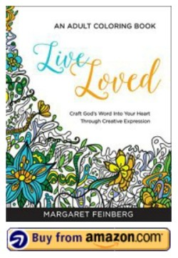 Live Loved Adult Coloring Book Amazon Buy Now