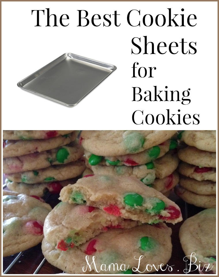 Mama Loves - The Best Cookie Sheets for Baking Cookies