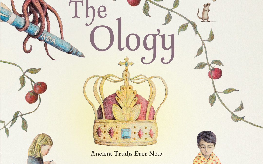 {Book Review} The Ology by Marty Machowski