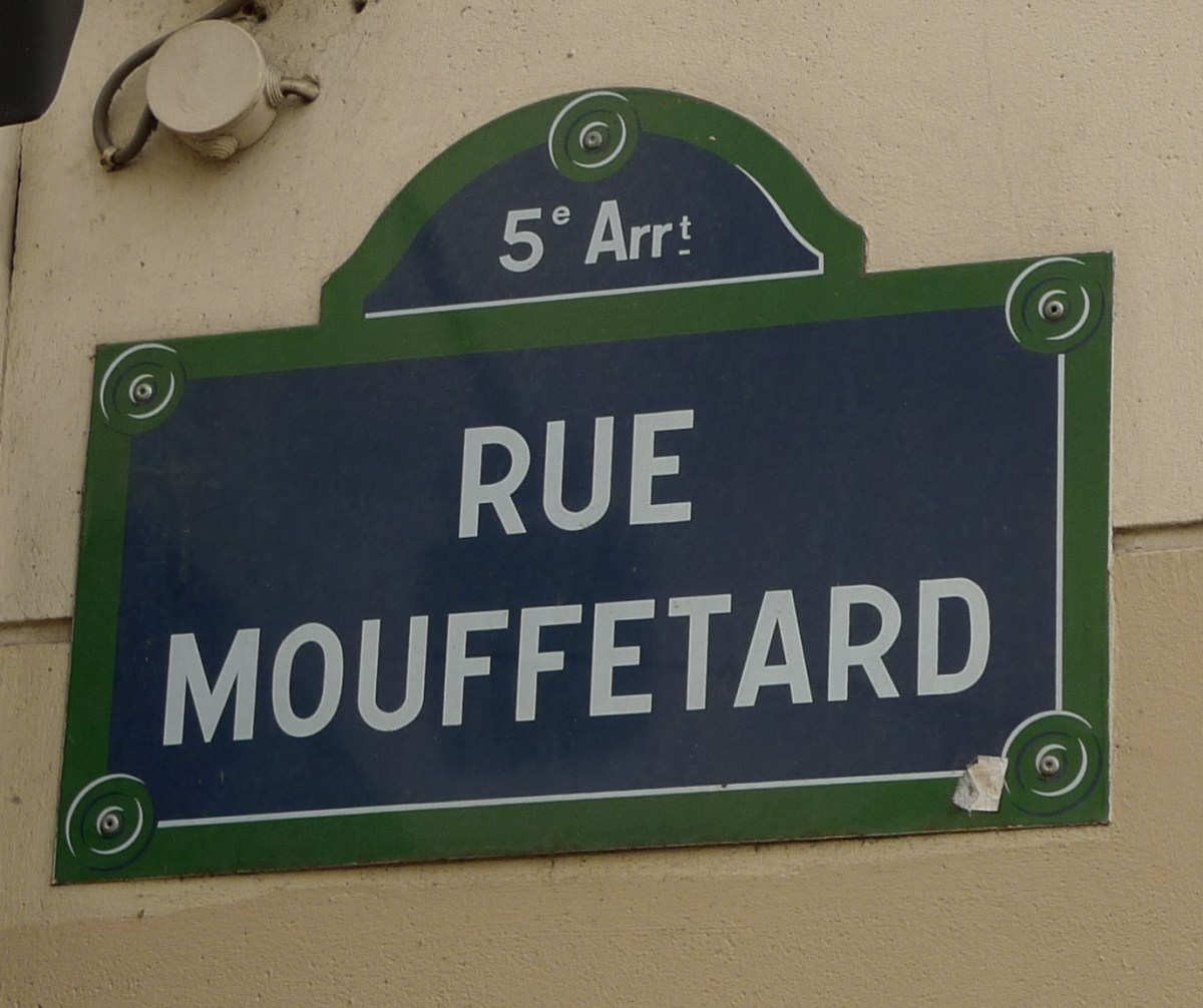 Rue Mouffetard #Paris