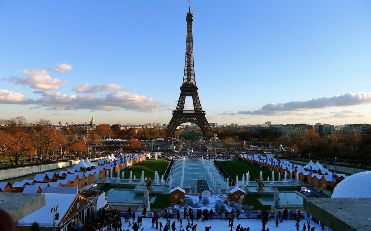 The 8 best ice-rinks this Christmas in Paris