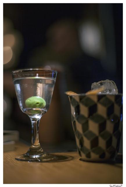 Cocktail Bar in Paris