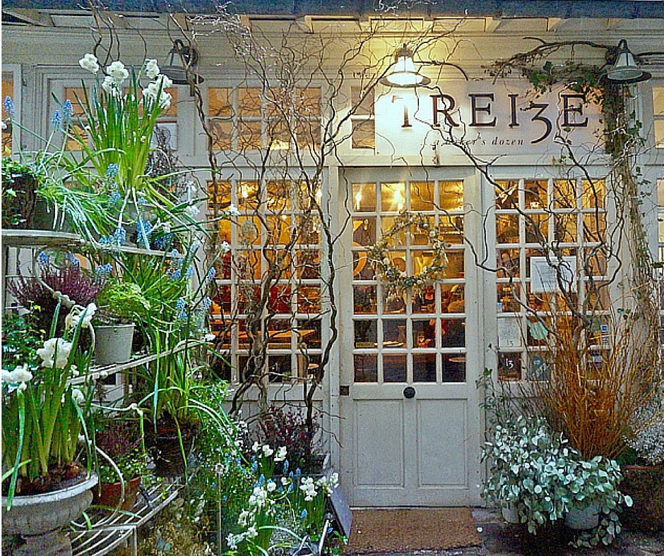 How one woman opened a charming restaurant in Paris