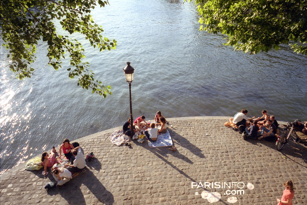 The 10 best places to Picnic in Paris
