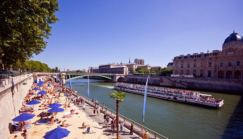50 Brilliant Ways to enjoy summer in Paris with kids