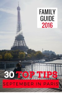 things to do with the kids in Paris