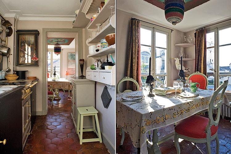 Tiny Paris Apartments The Challenge For Families