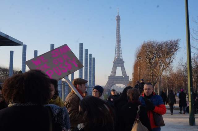 Women's March on Paris