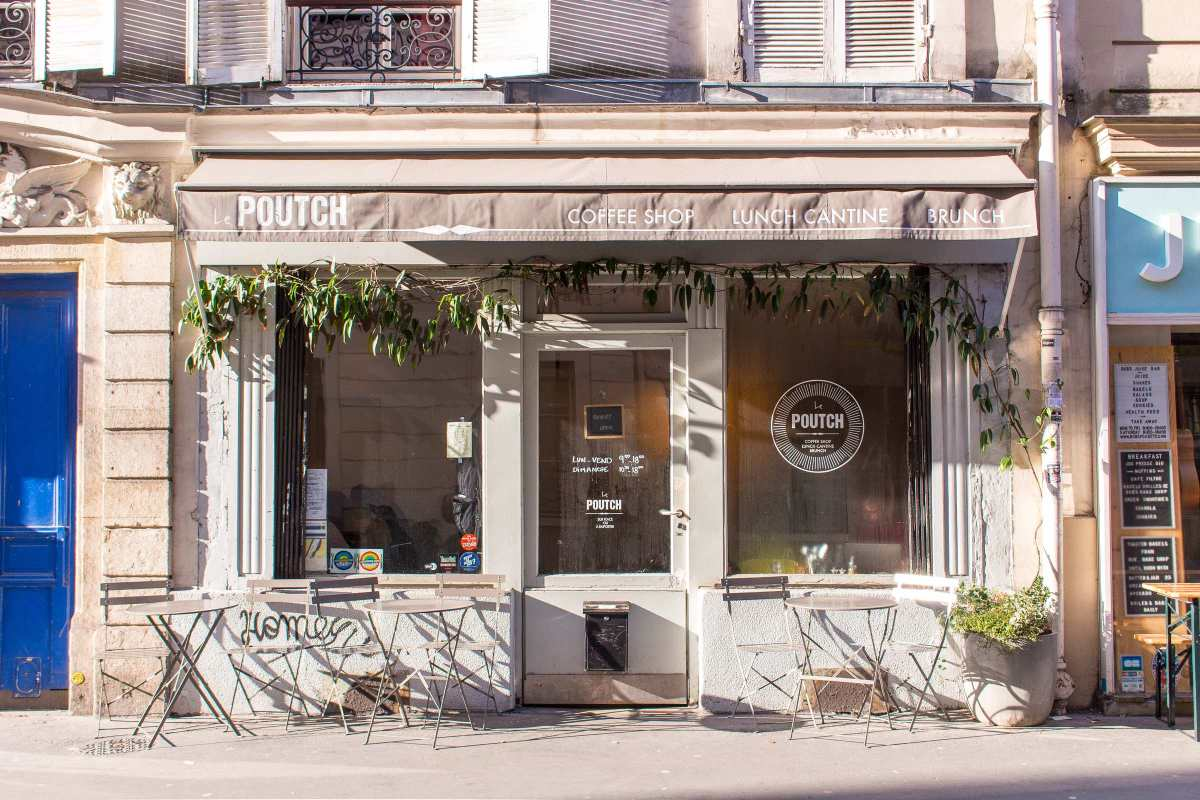 The Five Hottest New Cafés in Paris