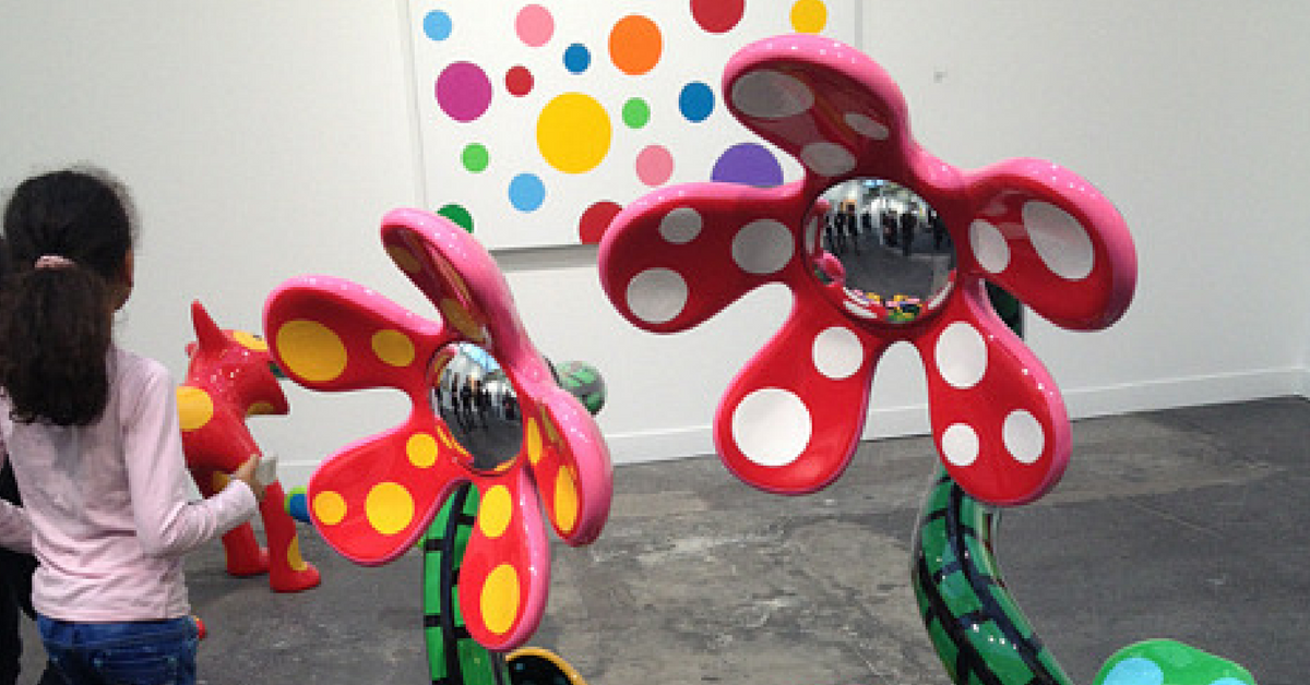 Ten ways to get kids excited about art in Paris