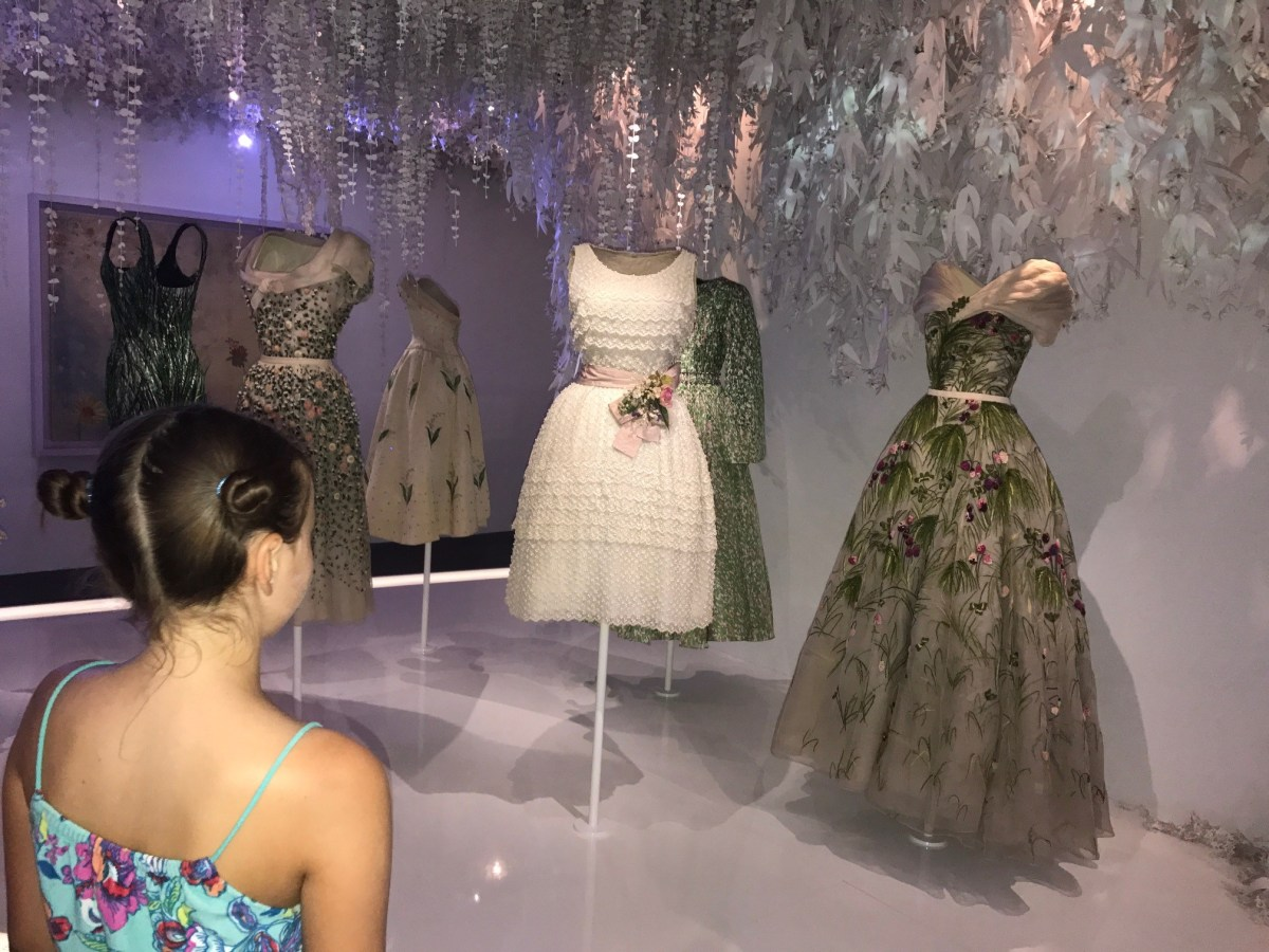 MLP reviews The Dior Exhibition