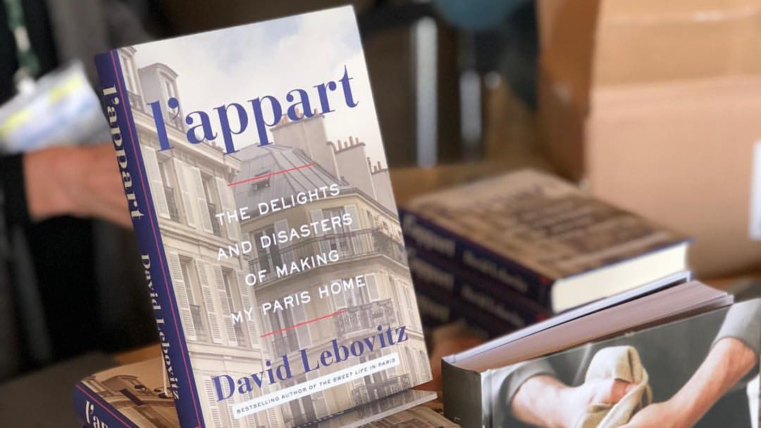 David Lebovitz shares his Paris apartment nightmare