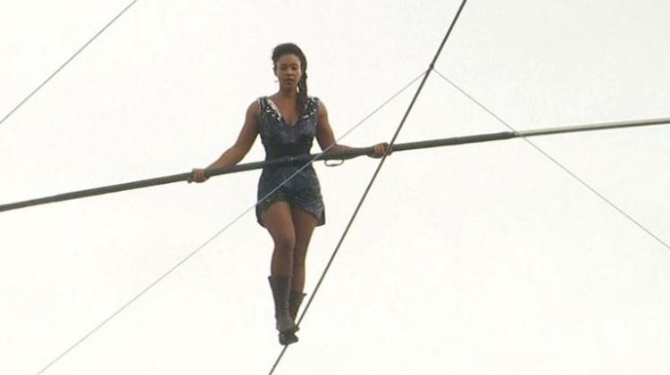 tightrope paris