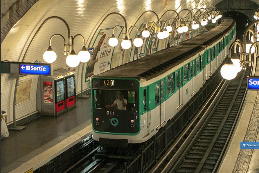 Paris Metro to run all night long