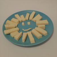 Una receta fácil con queso