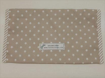 Portapañales y toallitas (modelo como el de la foto)