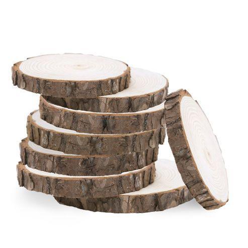 Montessori low-cost. Círculos de madera.