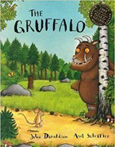 Gruffalo. Imagen de Amazon.