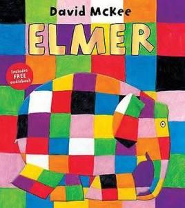 Elmer. Imagen de Amazon.