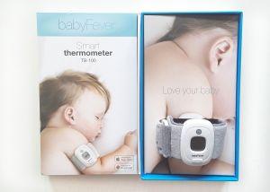 Babyfever el termómetro