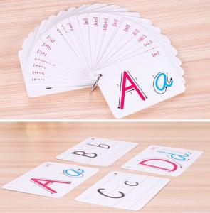 Cartas de letras.