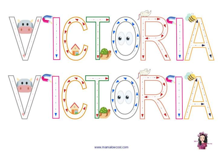 ABC nombre Victoria