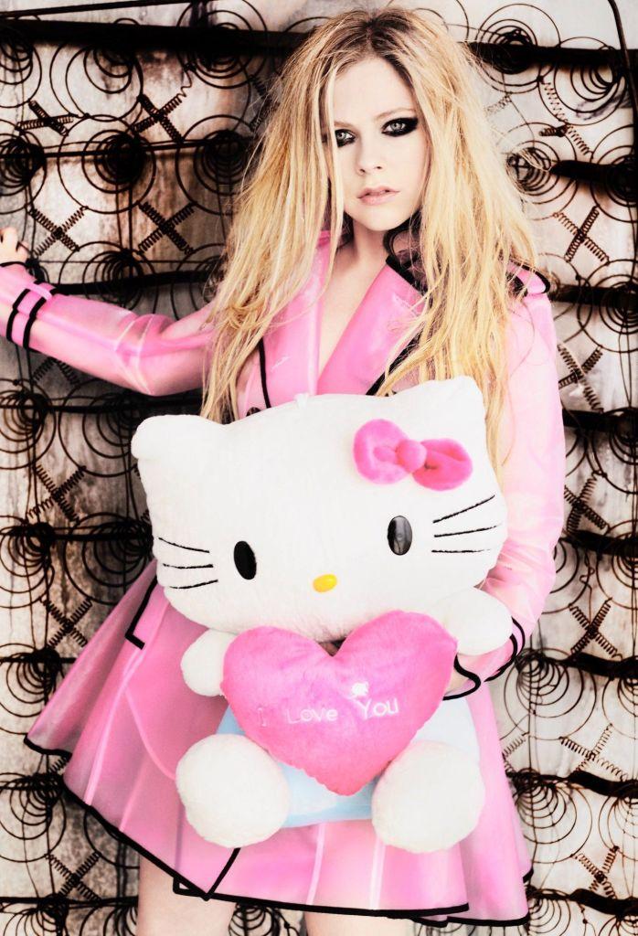 Avril Lavigne - Imagen de AvrilPix